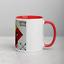 thumbnail 10 - Afghan Kite Design Coffee Mug - Stylish & Sleek ( Design name, Viking )