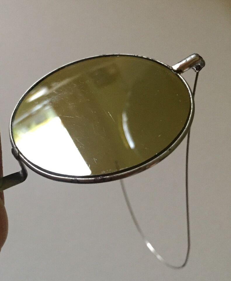 Andre samleobjekter, Gamle solbriller