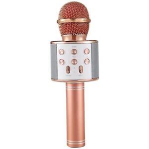 Microfono-de-karaoke-inalambrico-Mini-KTV-en-casa-Bluetooth-portatil-para-t-Y3Z7