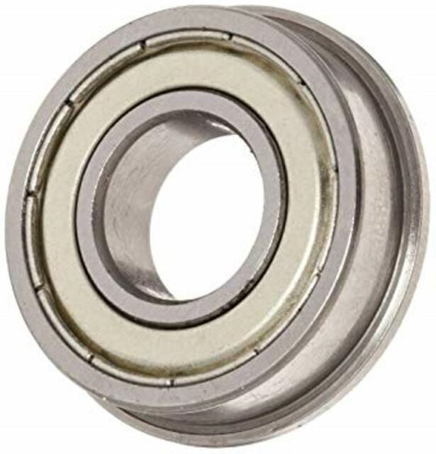"FR8ZZ 1//2/"" X 1.1250/"" FLANGED BEARING  2 PCS ~ FACTORY NEW~ SHIPS FROM THE U.S.A"