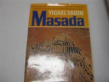 Masada Herod's Fortress & the Zealots Last Stand BEAUTY by Yigal Yadin