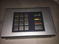 Gilbarco Cryptera Usa1217 4212 R1a Key Pad Gas Pump Atm Usa Panel