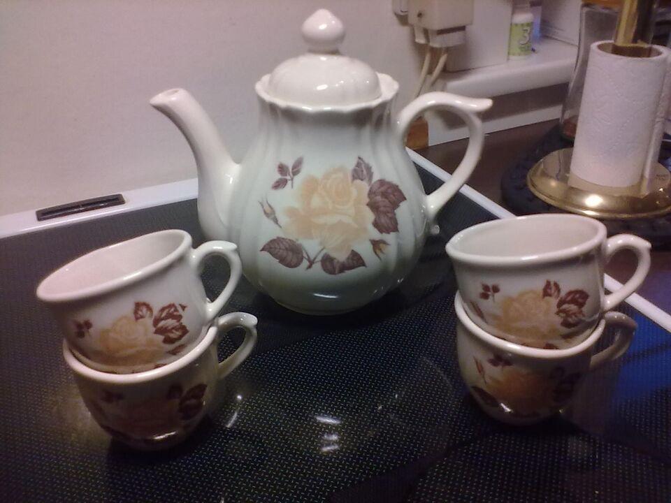 Porcelæn, Moccasæt, Andet