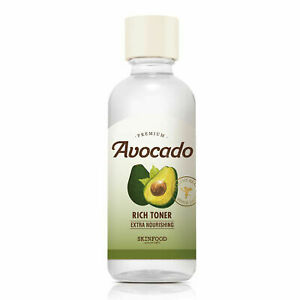 SKIN-FOOD-Premium-Avocado-Rich-Toner-180ml-Moisture-Rice-Facial-Toner