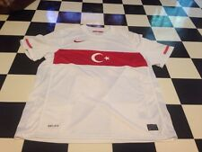 Nike Turkey Turkiye World Cup Soccer Jersey Vintage Style Not Sold