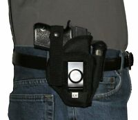 Usa Mfg Belt Hip Pistol Holster Sauer Mosquito With Extra Mag .22 P 22 Owb