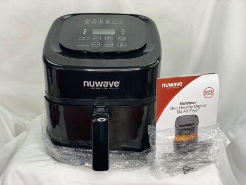 NuWave Brio 6QT Air Fryer
