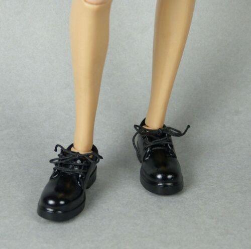 """Vendeur Échelle 1//6 Cute GIRL Brillant Chaussures Noir Pour 12/"""" figure féminine U.S.A"""
