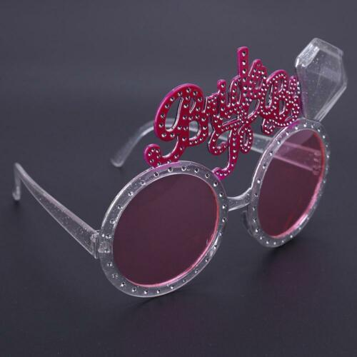 GLASSES HEN NIGHT PARTY ACCESSORIES BACHELORETTE NOVELTIES /& FAVORS