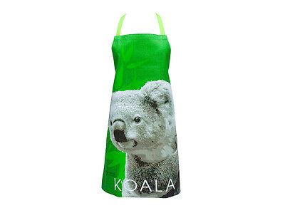 Koala 100% Cotton Apron Annabel Trends Very Pretty Beautiful Australia Gift
