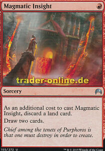 Magmatic insight (magmatische convencimiento) Magic Origins Magic 							 							</span>