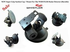 1 X Super Grip Suction Cup / Mount for The Whistler Radar Detector (durable)