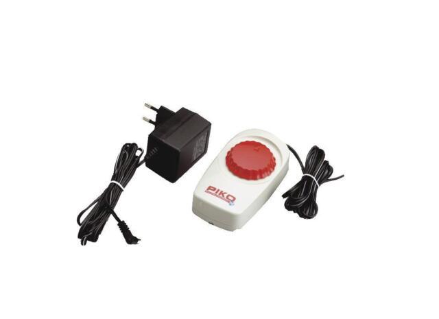 PIKO 55003 Fahrregler (Speedcontrol) + Netzteil 5,4 VA                      #123