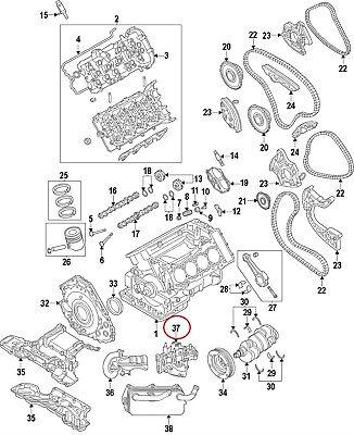 NEW AUDI A8 4H D4 ENGINE OIL PUMP 079115103BF OEM | eBay | Audi W12 Engine Diagram |  | eBay