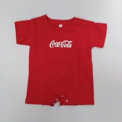 BRAND NEW 18 Month Coca-Cola Children/'s Romper