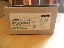 Belimo Nm24 Sr Us Damper Actuator New