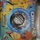 Rare Mew Pokémon Oreo Cookie and unopened pack of pokemonoreos possible 2nd pull