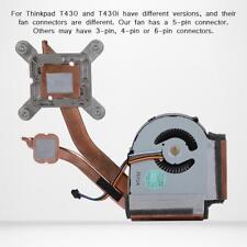 Genuine IBM Lenovo Thinkpad T430 T430i Laptop CPU Fan Cooling Heatsink 04W3267