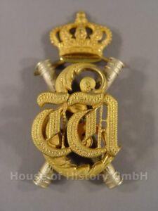 Pin Militär Kaiser Wilhelm II Emblem   Metall Neu   74