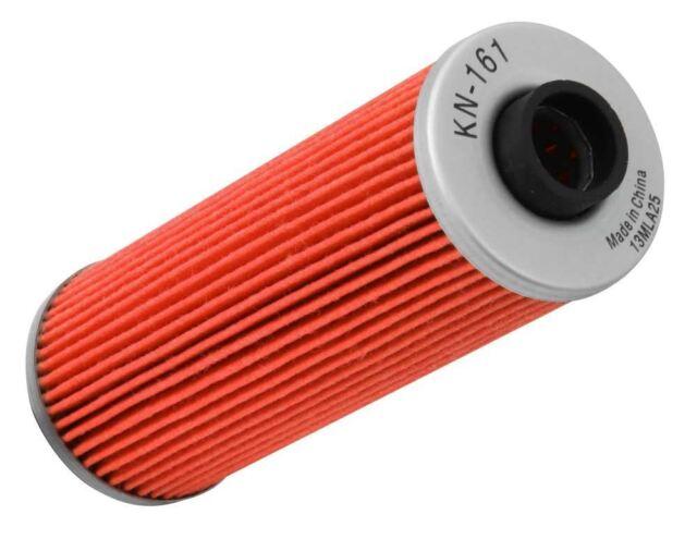 KN-161 K&n Aceite Filtro para BMW 1000; 450; 500; 600; 650; 750; 800; 806; 900