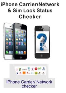 controllare iphone sim locked