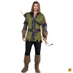 Robin Hood Kostum Thieves M L Fasching Jager Bogenschutze
