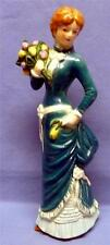 GOEBEL W.GERMANY FASHION LADY FIGURINE GARDEN FANCIER #16 278 28 VINTAGE