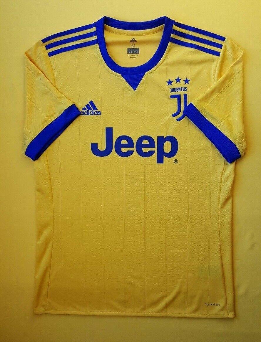 f6e1590aa 5+ 5 Juventus jersey medium 2017 2018 away shirt shirt shirt BQ4530 soccer  Adidas ig93 f12756