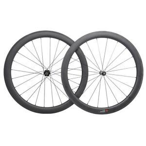 DT-Swiss-350-Sapim-Carbon-Clincher-Wheel-700C-50mm-UD-Matt-Road-Bicycle-Rim-Race