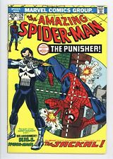 Amazing Spider Man #129 Vol 1 Near Perfect High Grade 1st App of the Punisher