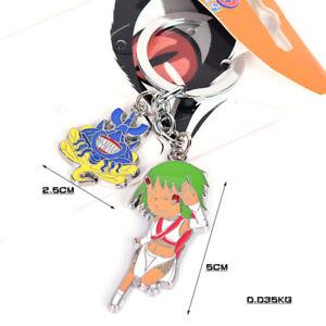 Anime Naruto Taki Fu Chōmei Seven Tails Pendant Keychain Cosplay