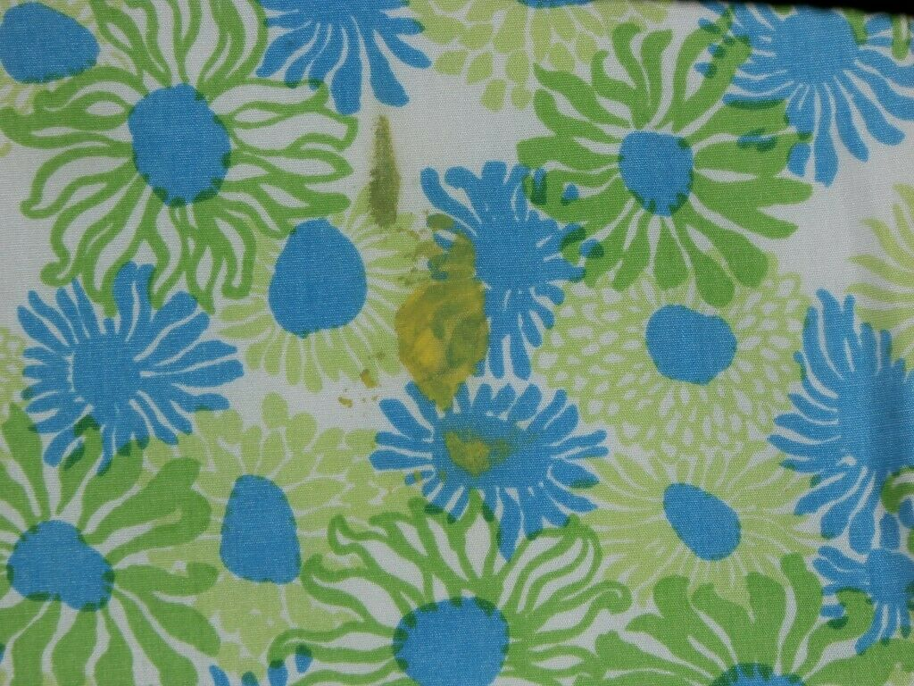 Lilly Pulitzer Vintage Skirt SZ 8 The Lilly Blue … - image 4