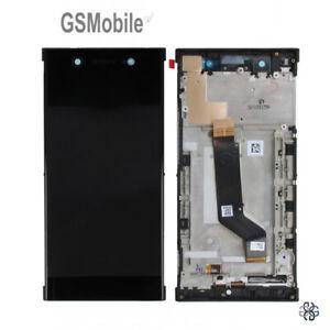 Pantalla-Display-LCD-Tauch-Marco-Frame-Black-Sony-Xperia-XA1-Ultra-Original
