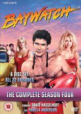 Baywatch : Season 4 - Pamela Anderson - New DVD