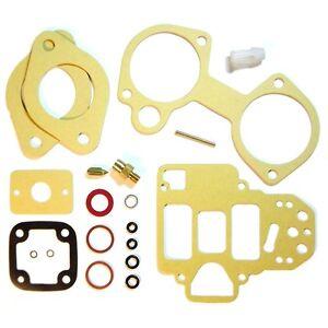 Weber-40DCOE-Service-kit-repair-rebuild-tune-up-gasket-set-175-valve-filter-pin