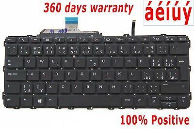 For HP EliteBook 8760w 8770w Keyboard Danish Norwegian Nordic Tastatur Backlit