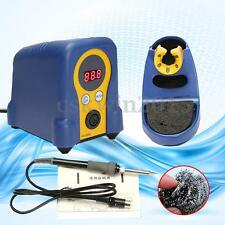 FX-888D Digital Thermostatic Soldering Station Solder Iron Welder +Welding Stand