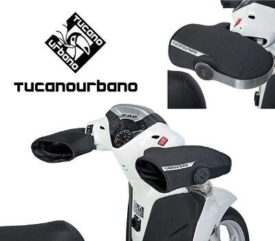 COPRIMANOPOLE UNIVERSALI MOTO e SCOOTER TUCANO URBANO R363 MANI CALDE