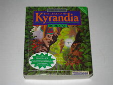 The Legend of Kyrandia (Amiga, 1992) Rare RPG, Vintage Game, w/ Rare Hint Book
