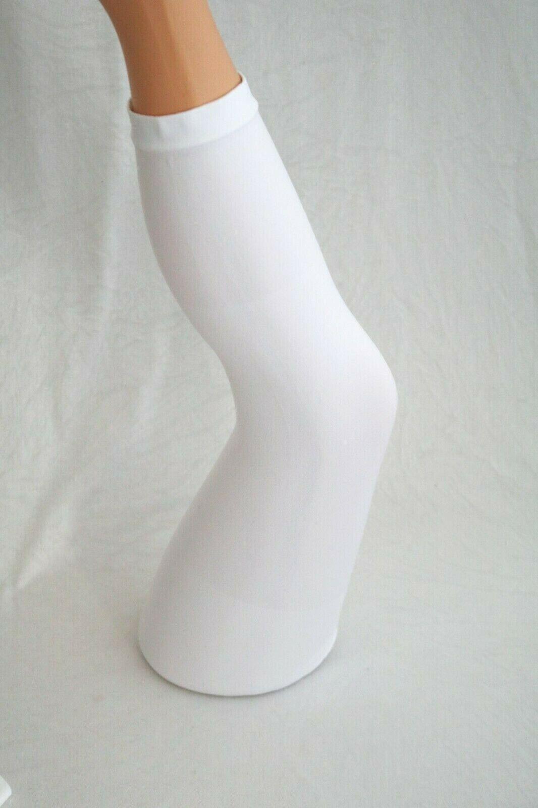 ♥Schlankstütz Capri Push-Up -Leggings Gr. XL 46/48 weiß*Bauch/Beine/Po* SK 3♥