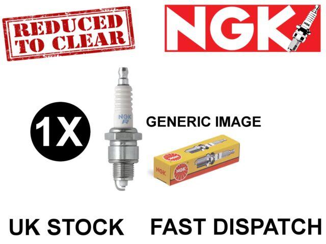 1x NGK Copper Core Spark Plug BKR5EKU 3964