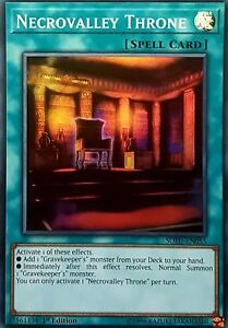YuGiOh-Necrovalley-Throne-SOFU-EN055-Super-Rare-1st-Edition
