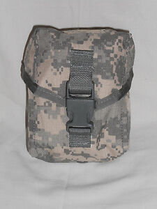 Militaria Original Army Issued 100 Rd Molle Ii Acu Saw Gunner Tactical Pouch New
