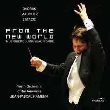 Youth Orchestra of the Americas - From the New World [New CD]