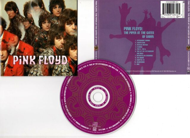 """PINK FLOYD """"The Piper At The Gates Of Dawn"""" (CD) 1967-1994"""