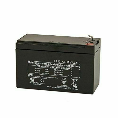 Mighty Mule Fm150 12 Volt Battery For Gate Openers For Sale Online Ebay