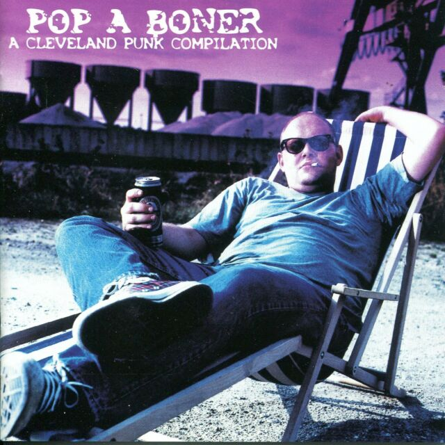 great USA Punk / Pop-Punk CD :  Pop A Boner  (A Cleveland Punk Compilation) 1996