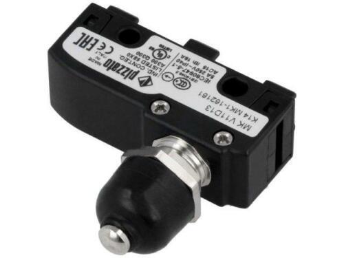 MKV11D13 Mikroschalter SNAP ACTION mit Stiften SPDT 6A//250VAC ON-ON MK V11D13
