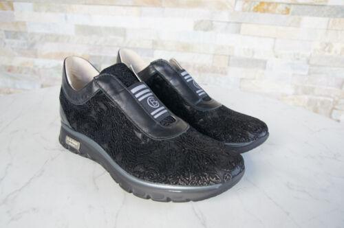 タ uvp 847390 37 Nouveautᄄᆭ 360 Euv Baldinini Mocassins Chaussures Noir SVGpqUzM