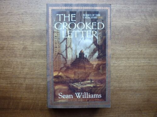 1 of 1 - Sean Williams The Crooked letter fantasy paperback books of the cataclysm one